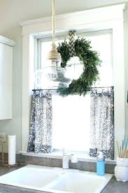 ideas for bathroom curtains bathroom curtain ideas for windows bathroom window covering ideas