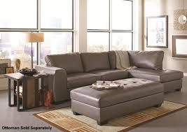 Leather Sectional Sofa Chaise Furniture Grey Leather Sectional Light Grey Leather Sectional