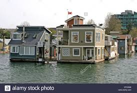 Canada House by Living On Water House Boats Vancouver Island British Columbia
