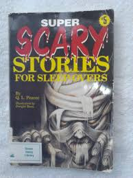 super scary stories for sleep overs q l pearce 9780843139150