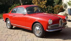 vintage alfa romeo giulia 1961 alfa romeo sprint vintage sports cars for sale patrick smiekel