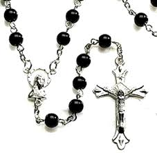 beads cross necklace images Awesome long black cross necklace jewellry 39 s website jpg