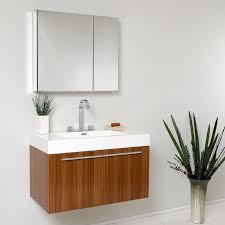 Fresca Bathroom Accessories Fresca Senza Vista 36
