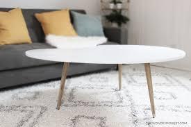 diy mid century modern coffee table diy mid century modern coffee table under 50 wonder forest