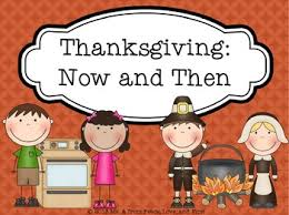 thanksgiving now and then thanksgiving venn diagrams and activities
