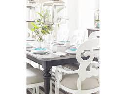 Coastal Dining Room Table by Coastal Living Dining Room Rectangular Leg Table 411 21 31