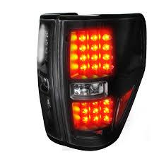 2012 f150 tail lights ford f150 2009 2012 black led tail lights zoom zoom pinterest