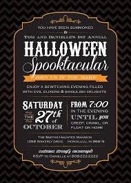 work party halloween invitations u2013 halloween u0026 holidays wizard