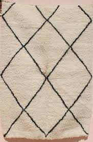 Small Shag Rugs Small Shag Rug Black And White Small Beni Ourain Rug 3x5