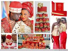 Red Color Combination Color Schemes For Wedding Nigerian Wedding Red And Gold Color