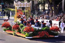 Rose Parade Route Map by Information U2013 The Rose Examiner