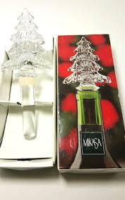 mikasa tree bottle stopper time austria t8193 ebay