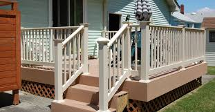 Decking Kits With Handrails Deck Railing Original Rail Rdi