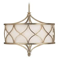 Drum Lights Capital Lighting Winter Gold Pendant Light With Drum Shade