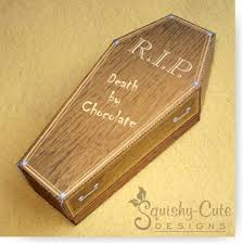 free halloween printables coffin treat box squishy cute designs