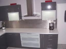 cuisine gris et deco cuisine blanc et b on me gris noir newsindo co