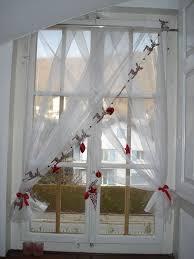decoration rideau pour cuisine rideaux en organdi brico deco eco sur le thème maison et