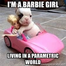 Barbie Girl Meme - barbie girl meme generator