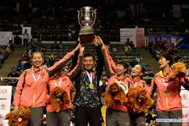 Table Tennis Championship China Wins Men U0027s And Women U0027s Titles At World Team Table Tennis