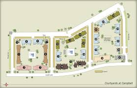 Ut Dallas Map by Far North Dallas Apartments Courtyards At Campbell Maa