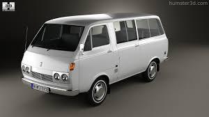toyota hiace 2014 360 view of toyota hiace passenger van 1967 3d model hum3d store