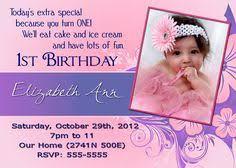 baby 1st birthday card ideas kids birthday invitations