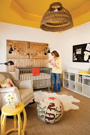 Nursery Decor Johannesburg The Unexpected Ceiling Color That Brightens Up Any Room Nursery