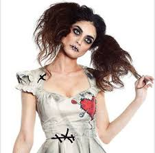 Halloween Costumes Creepy Doll 49 Halloween Makeup Images Makeup Ideas