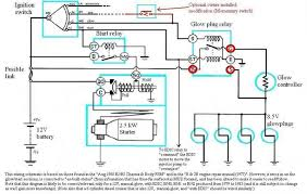 glow relay wiring diagram 28 images 2000 f250 7 3 glow relay