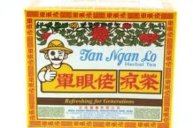 Teh Jiang wen jiang ngan lo herbal tea ubat akar teh sejuk 2 1oz