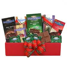 ghirardelli gift basket chocolate gift baskets chocolate gift tower chocolate lover gift