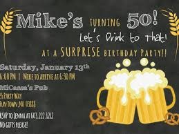 50th birthday invite wording ideas funny birthday party