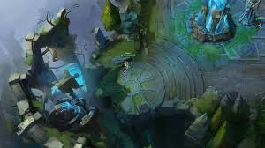 League Of Legends World Map by Check Out Some Summoner U0027s Rift Concept Art League Of Legends