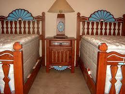 Southwestern Bedroom Furniture Santa Ana Southwest Style Bedroom Set