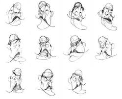 disney character design meet the robinsons dibujos pinterest