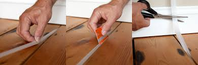 Laminate Flooring And Fitting Sealing Floorboard Gaps Stopgap