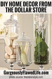 Cute Home Decor Stores by 177 Best Dollar Store Crafts U0026 Finds Images On Pinterest Dollar