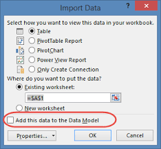 using excel with external data what u0027s the right tool the