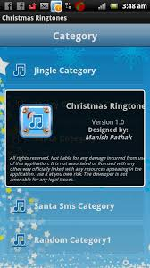christmas u0026 ringtones android apps google play
