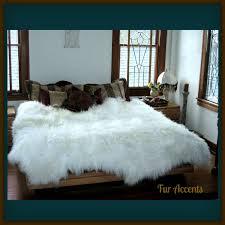 flooring fake fur rugs faux bear skin rugs cream fur rug