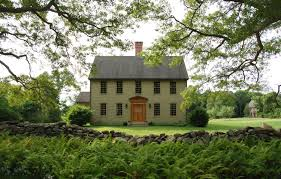 house colonial saltbox house plans