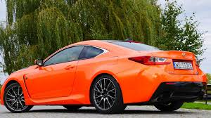 lexus rcf orange wallpaper lexus rc f engine sound exhaust sound youtube