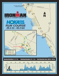 Map Your Run Unofficial Im Hawaii Race 411