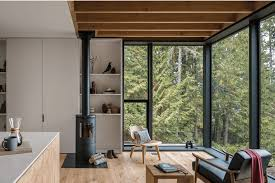 little house in washington state by mw works american luxury
