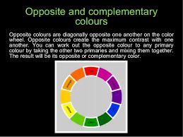opposite colours colour 3r eso