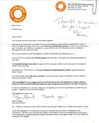 what s thank you letter to child sponsors new what s in my mailbox