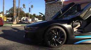 Bmw I8 On Rims - bmw i8 vision edition complete vehicle restyle designed by sd wrap