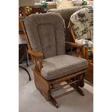 Rocking Chair Used Furnitures Fill Your Home With Cozy Glider Rocker For Charming