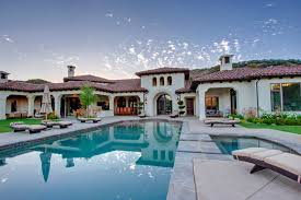 spanish colonial style house plans houzz