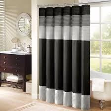 Croscill Opulence Shower Curtain Black Shower Curtains You U0027ll Love Wayfair